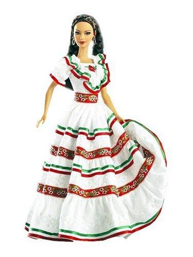 Festivals of the World Cinco De Mayo Barbie Doll