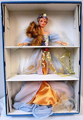 Mattel Harpist Angel Barbie Doll