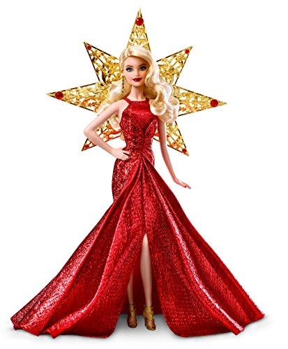 Barbie 2017 Holiday Doll Blonde Hair