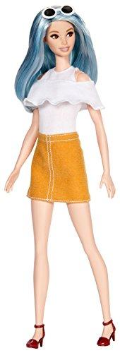Barbie Fashionistas 69 Blue Beauty Doll Tall