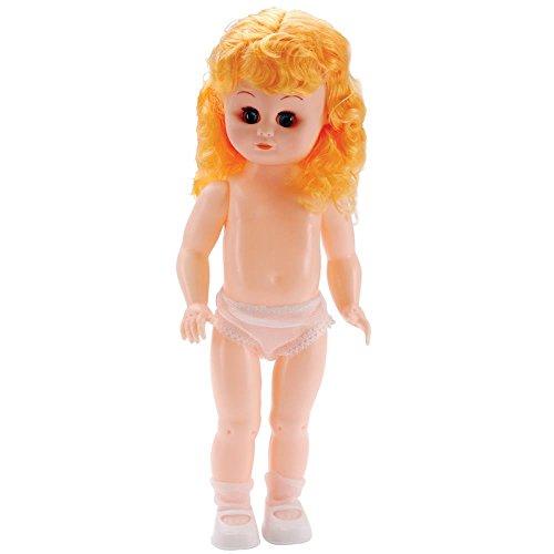 Fashion Girl Doll 135-Blonde by Darice