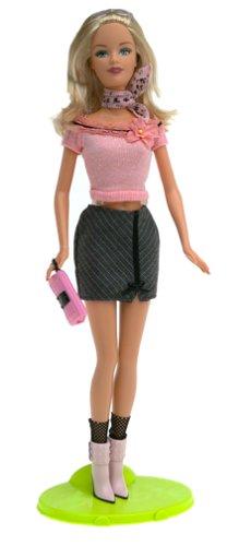 Barbie Fashion Fever Doll 2004