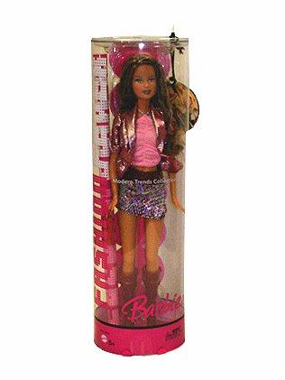 J1363 Barbie Fashion Fever Doll - 9