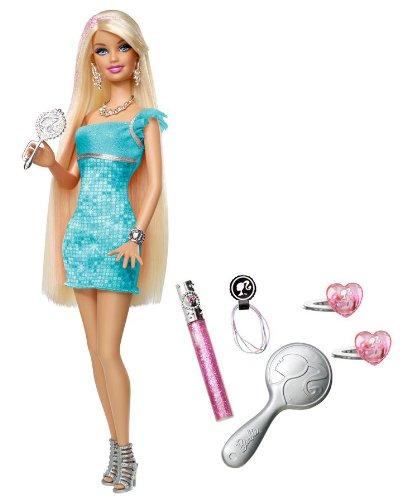 Barbie Loves Glitter Hair Doll