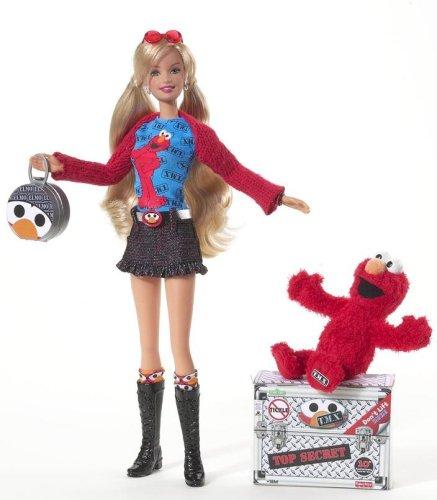 Barbie Loves TMX Elmo Doll