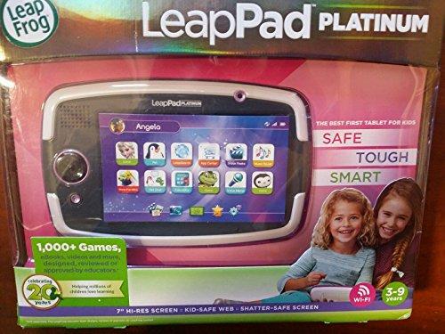 LeapFrog LeapPad Platinum Kids Learning Tablet - Pink New 10274_44829