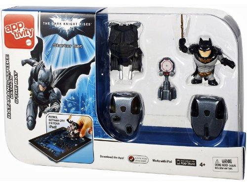 Batman The Dark Knight Rises Apptivity Starter Set
