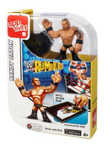 WWE Rumblers Apptivity Randy Orton Figure