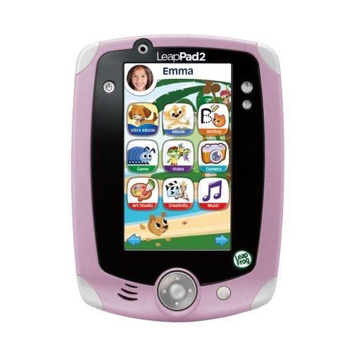 LeapFrog LeapPad2 Explorer Kids Learning Tablet Pink