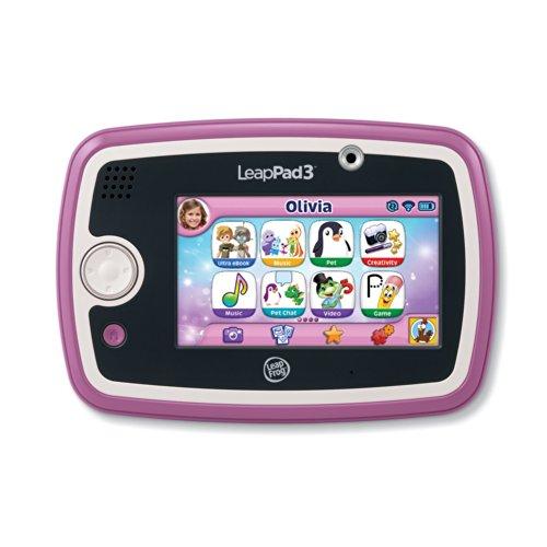LeapFrog LeapPad3 Kids Learning Tablet Pink