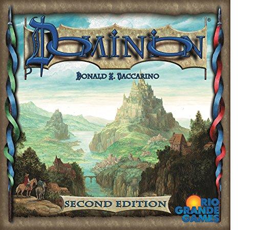 Dominion 2nd Edition Board Game