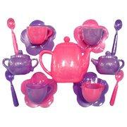 18-Piece Kids Tea Play Set - Colors Vary