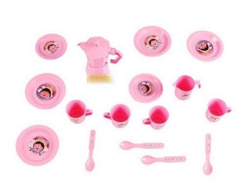 Chibi Maruko Chan Kids Tea Set Princess Tea Party Kit