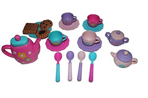 Kids Tea Set 19 Piece Toy Tea Set