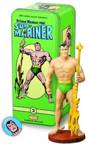 Dark Horse Classic MARVEL Statue sub Mariner Dark Horse Classic Marvel Characters Statue Sub-mariner