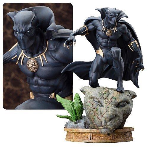 Kotobukiya Marvel Black Panther Fine Art Statue
