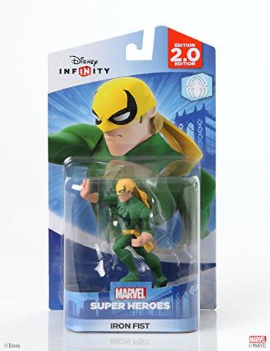 Disney Infinity Marvel Super Heroes 20 Edition Iron Fist Figure - Not Machine Specific