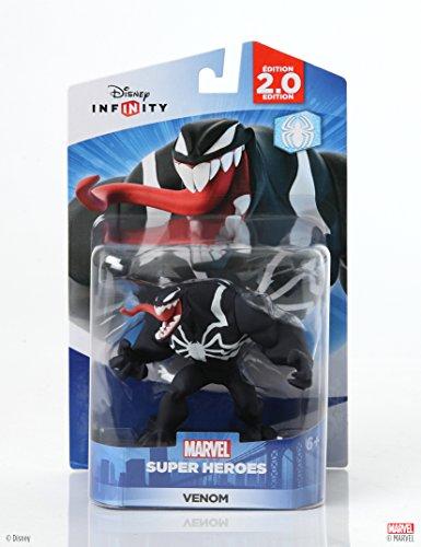 Disney Infinity Marvel Super Heroes 20 Edition Venom Figure - Not Machine Specific