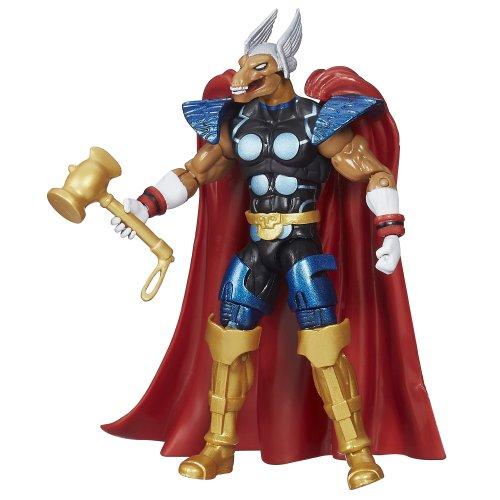 Marvel Avengers Infinite Series Beta Ray Bill Figure - 375 Inches