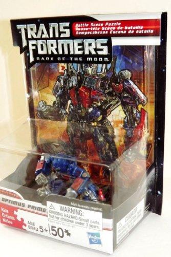Optimus Prime - New Transformers Action Figure Puzzle Set