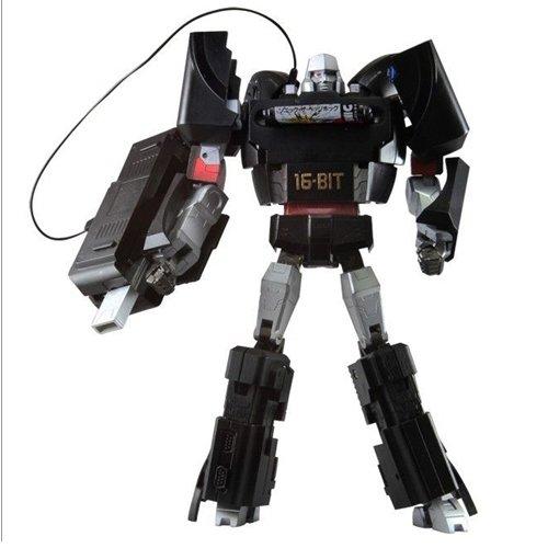 Takara Tomy Mega Drive Megatron SEGA Transformers Action Figure
