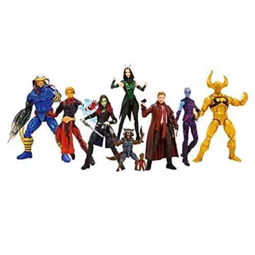 Guardians of the Galaxy Marvel Legends Action Figures SET