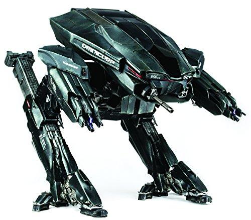 ThreeZero Robocop ED-209 Black Premium Scale Collectible Action Figure