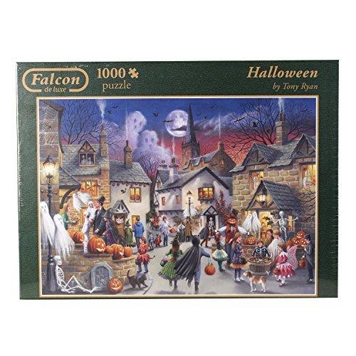 Falcon de Luxe Halloween puzzle 1000 pièces by Falcon De Luxe