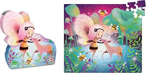 Vilac 37 x 33 cm Fairy Puzzle 100-Piece by Vilac