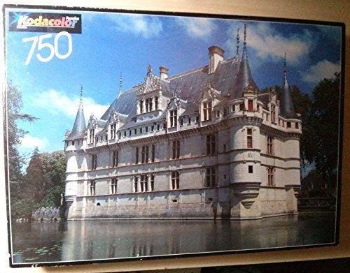 Monets Bamboo Garden 750 Piece Kodacolor Jigsaw Puzzle