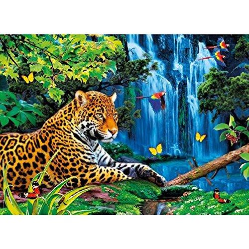 Clementoni Jaguar Jungle Puzzle 1000-Piece