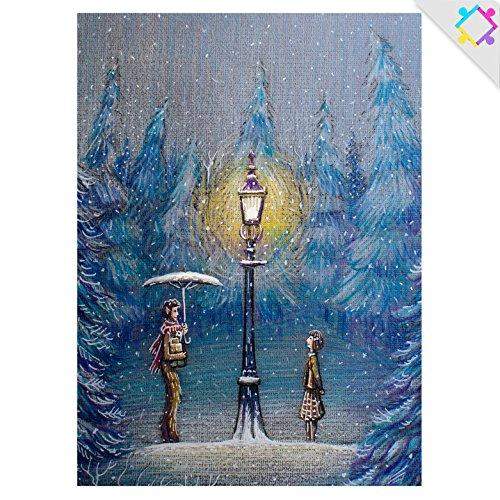 Narnia 300 Piece Kids Jigsaw Puzzle By Joonem