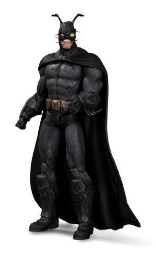 DC collectibles Batman Arkham City action figure rabbit hole Batman  DC COLLECTIBLES ARKHAM CITY RABBIT HOLE BATMAN