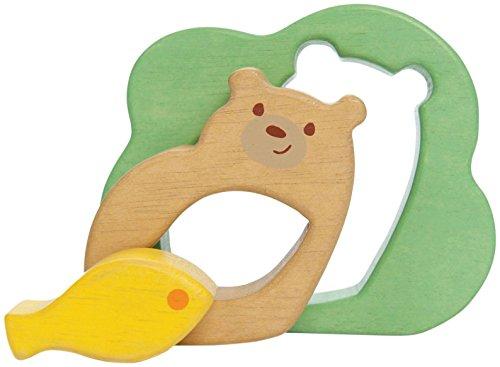 Le Toy Van PL003 Petilou-Baby Bear 3 Piece Puzzle Puzzle