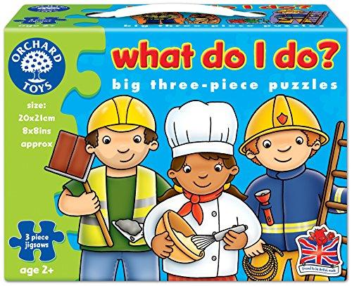 What Do I Do Puzzle 3 Piece
