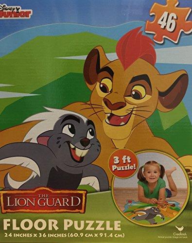 Lion Guard Giant Floor Puzzle