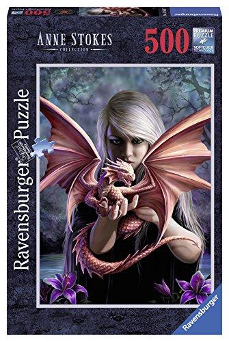 Ravensburger Anne Stokes Dragon Girl Puzzle 500-Piece