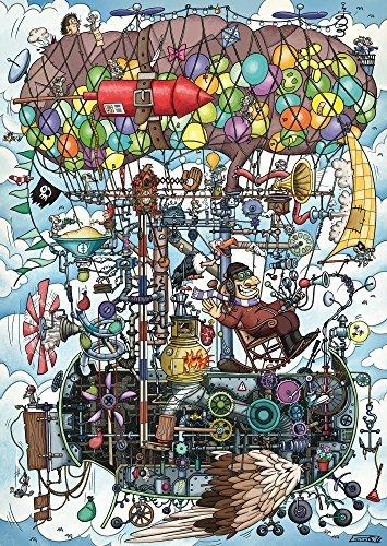 SCHMIDT Gumperts Flying Machine Puzzle 1000-Piece by Schmidt