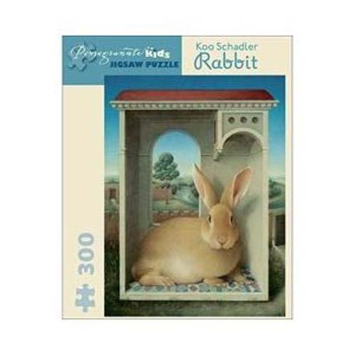 Koo Shadler - Rabbit Puzzle 300 Pcs