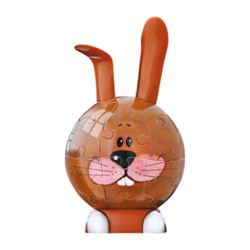 Rabbit Mini Animals Puzzleball