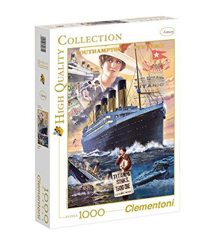 Clementoni Titanic Piece Jigsaw Puzzle