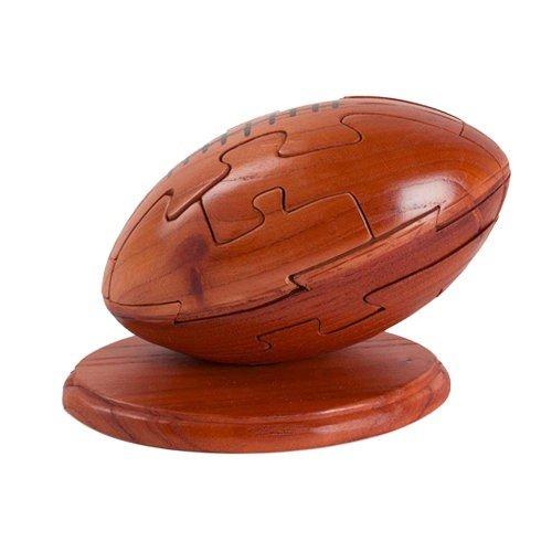 TOYSnPLAY Wooden Football Puzzle