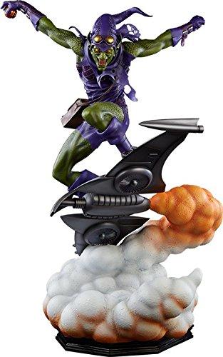 Sideshow Marvel Comics Spider-Man Green Goblin Premium Format Figure Statue
