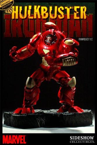 Sideshow Marvel Hulkbuster Iron Man Comiquette Statue