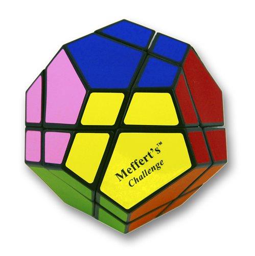 Meffert Classic Skewb Brainteaser Puzzle