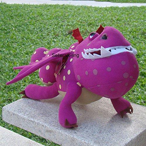 How To Train Your Dragon 2 Plush Toy Meatlug Gronckle Dragon Stuffed Animal Doll