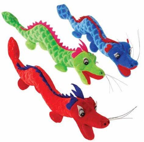Plush Dragons Stuffed Animals Case Pack 3  Kid Toy  Hobbie  Nice Gift