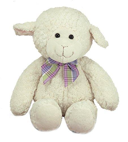 Melissa Doug Lovey Lamb Stuffed Animal 16 inches