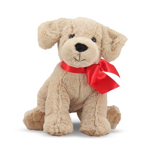 Melissa Doug Sunny Yellow Lab - Stuffed Animal Puppy Dog