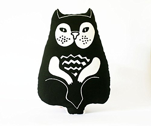 Pillow pets stuffed animal toy handmade cat toy graphic design cushion